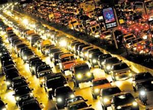 todos os anos, recordes de congestionamento são batidos