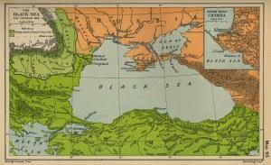 Mapa da Guerra da Crimeia